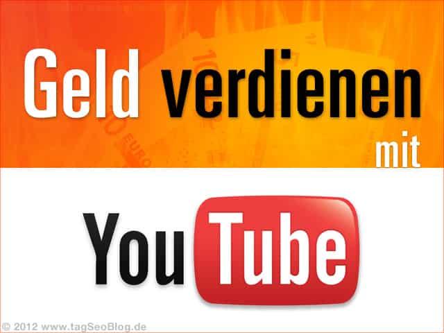 Abwechslungsreiches Geld verdienen mit YouTube