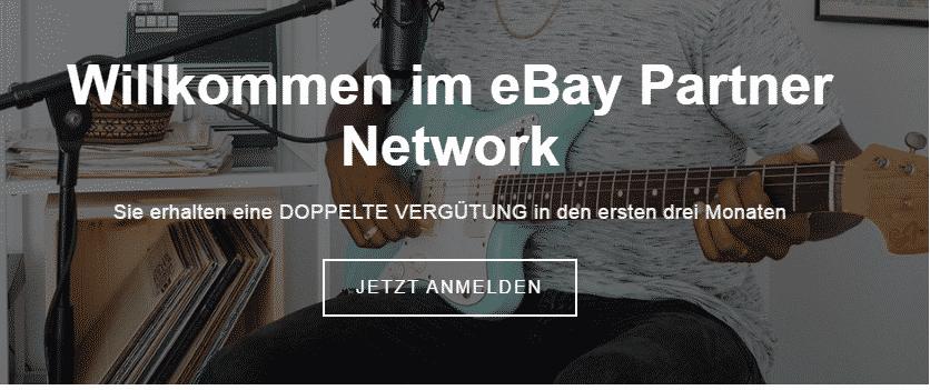 ebay partnernetwork screenshot 1