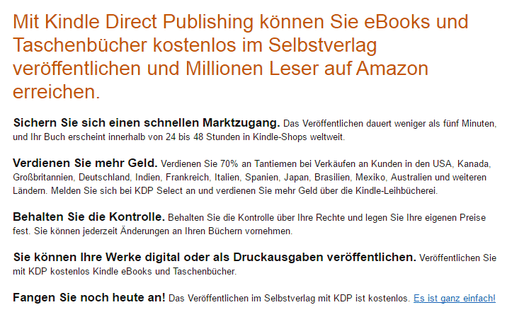 screenshot amazon kdp 1