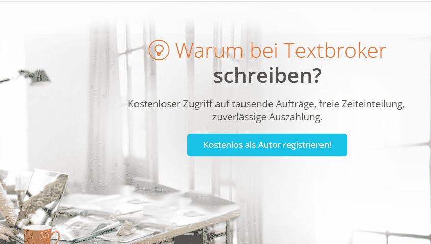 textbroker screenshot 1