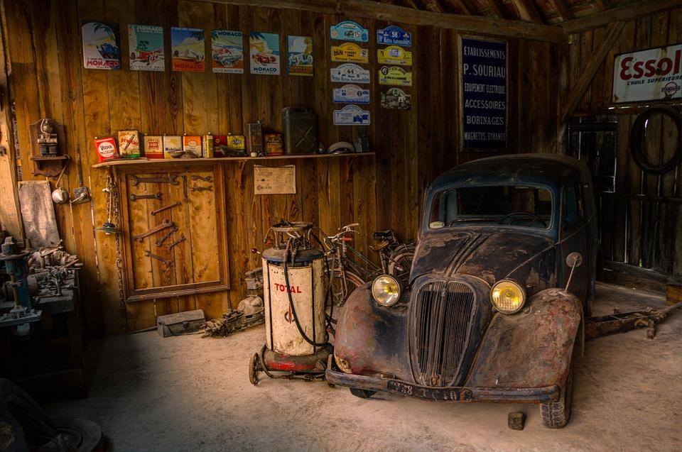 garagenverkauf bringt geld