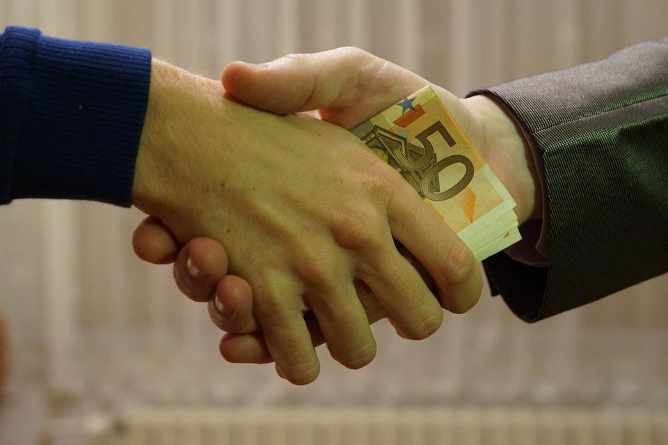 geld verleihen bild 1