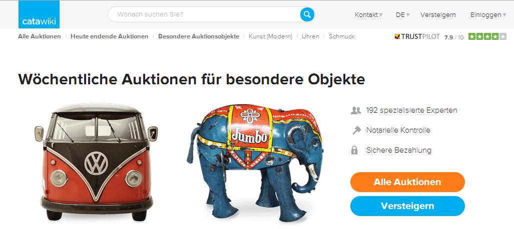 catawiki screenshot 1