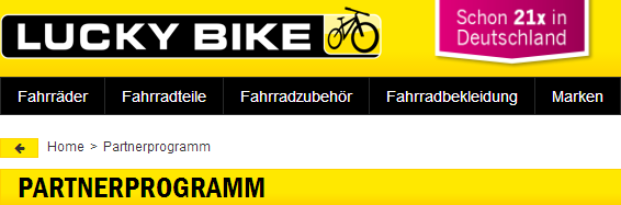 lucky-bike screenshot 1