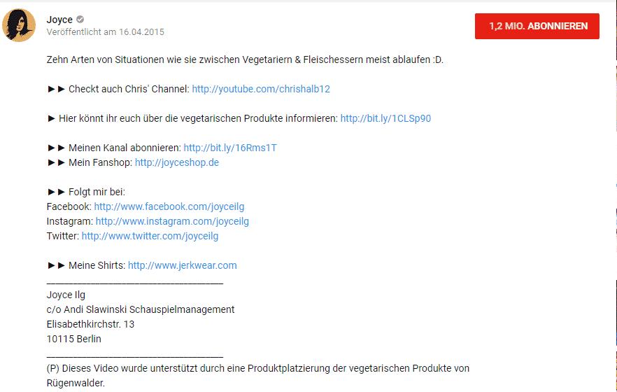 Mit Sponsored Posts auf YouTube Geld verdienen