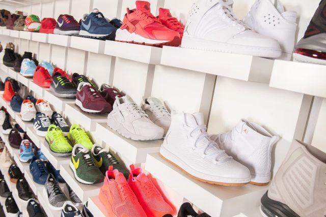 Sneaker verkaufen