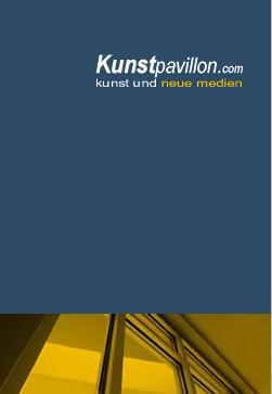 Kunst verkaufen Kunstpavillon