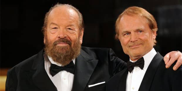 Neue Bud Spencer & Terence Hill Seite