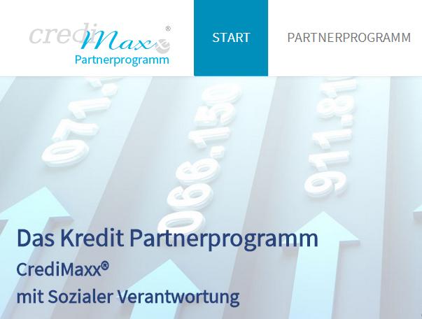 CrediMaxx Kreditvermittlung