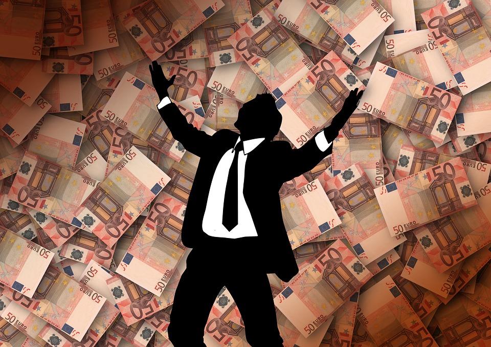 geld gluecklich bild 1