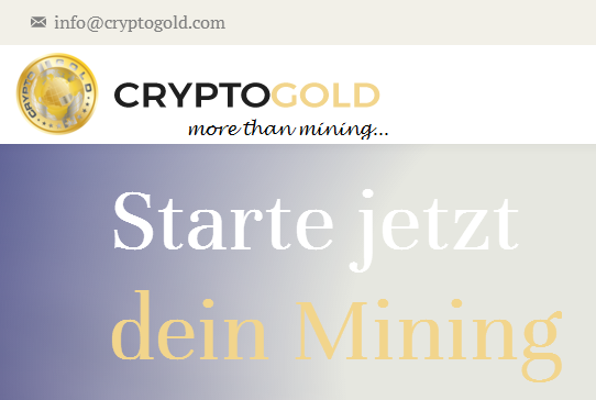 cryptogold screenshot 1
