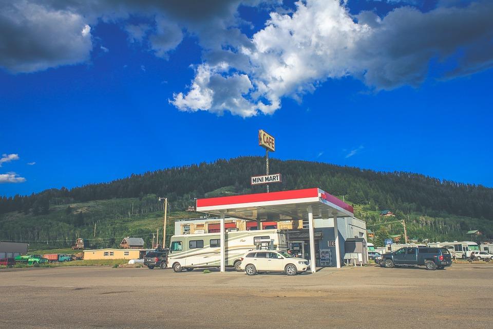 Eigene Tankstelle